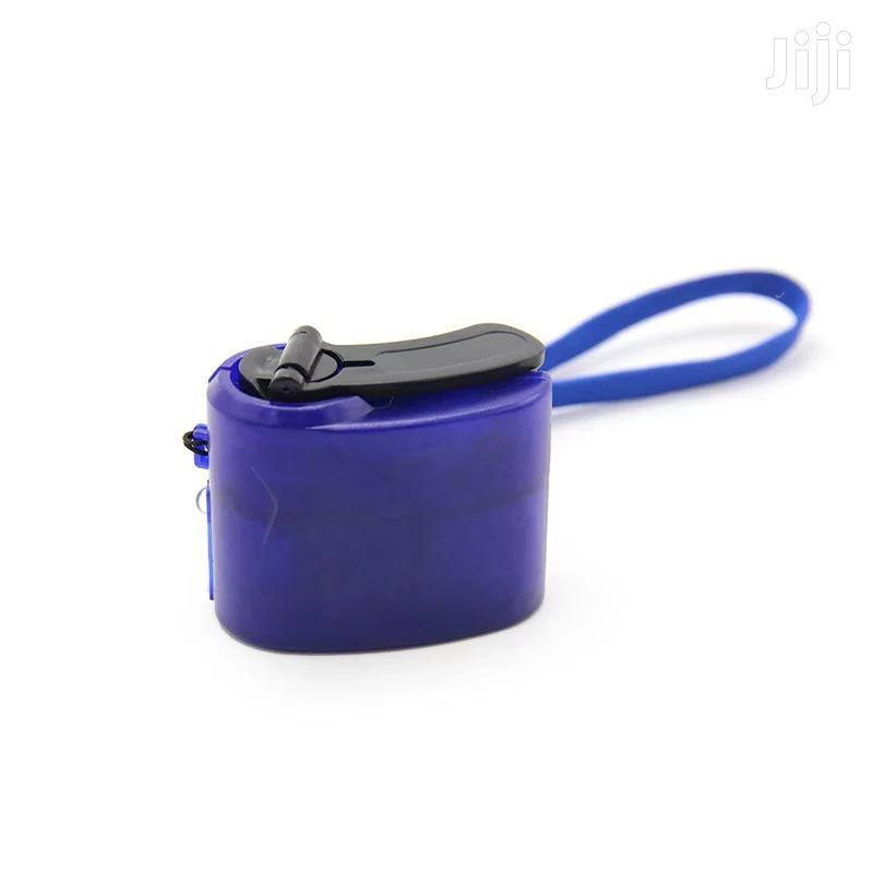 Hand Winding Emergency Hand Crank USB Dynamo Charger | Accessories for Mobile Phones & Tablets for sale in Kampala, Central Region, Uganda