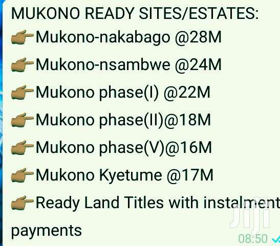 Genuine Sites Mukono