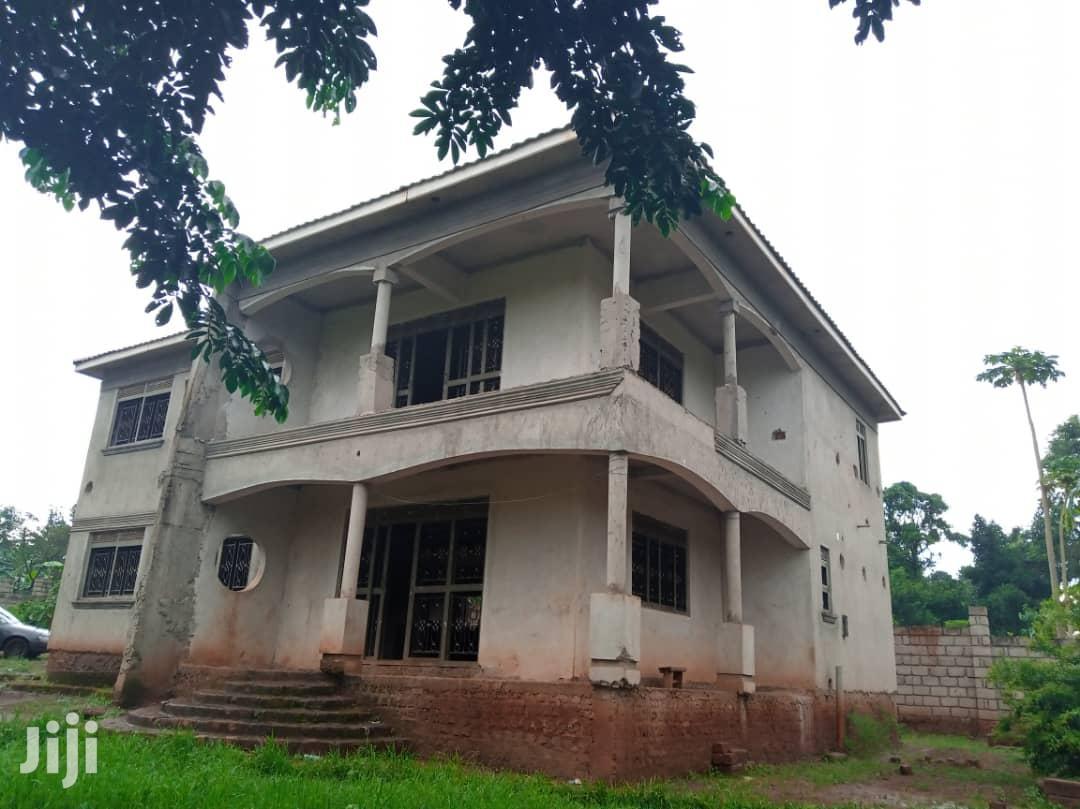 Five Bedroom Mansion In Matugga For Sale