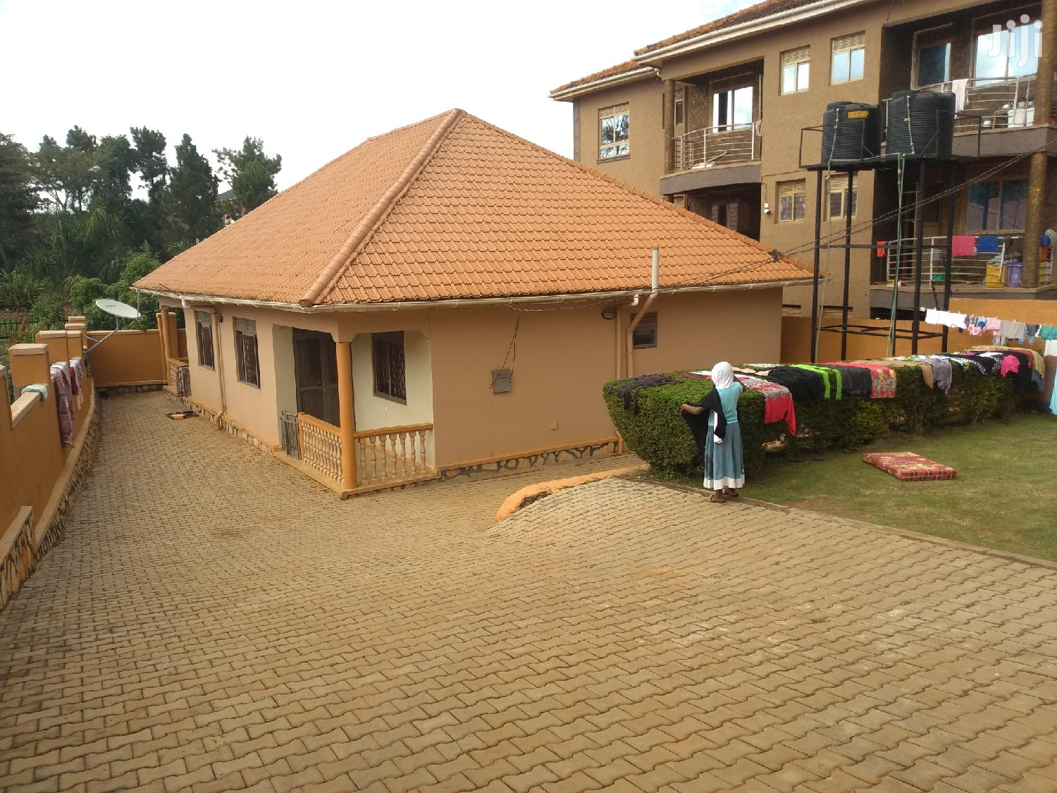 Two Bedroom House In Kira For Sale