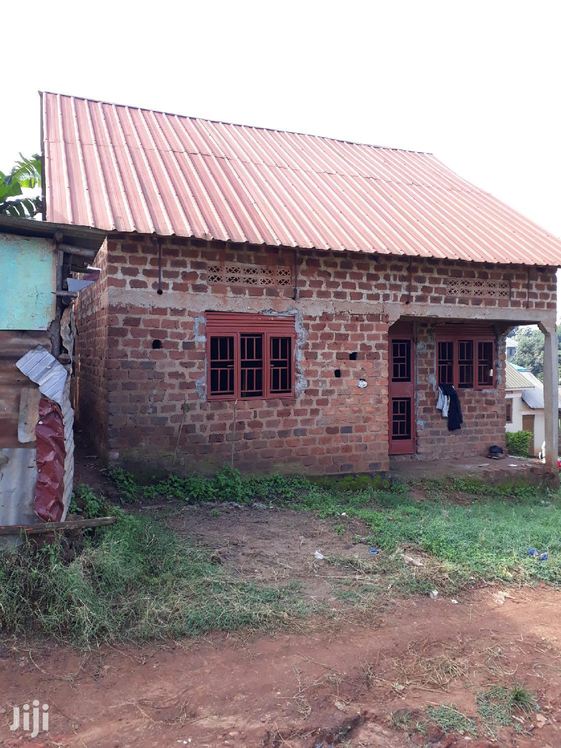 A House At Salaama Road Kabuuma In An Organised Environment With