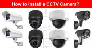 Camera & Security System Installation | Building & Trades Services for sale in Central Region, Kampala