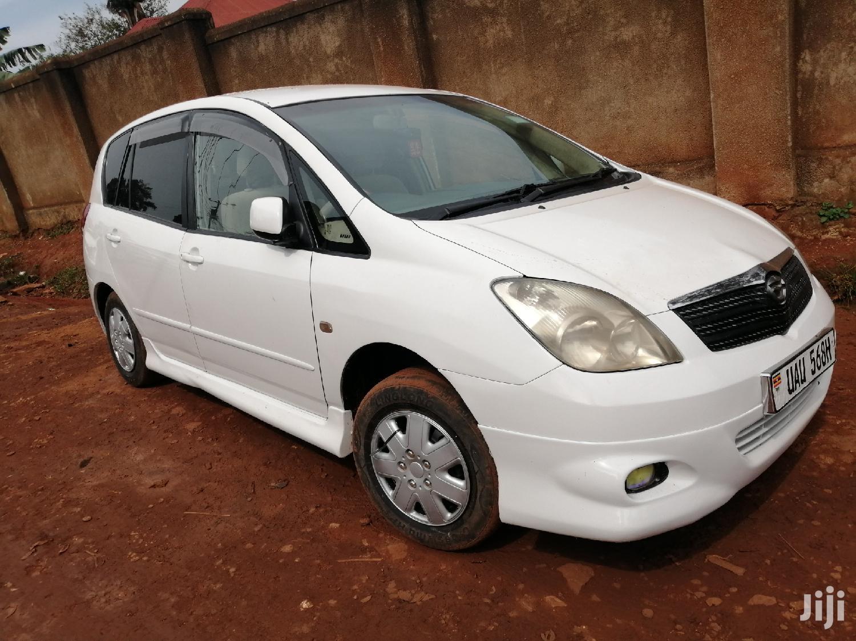Toyota Spacio 2002 White