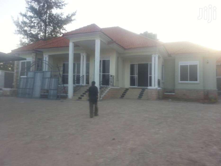Archive: Five Bedroom House In Kira Mamerito Road For Sale