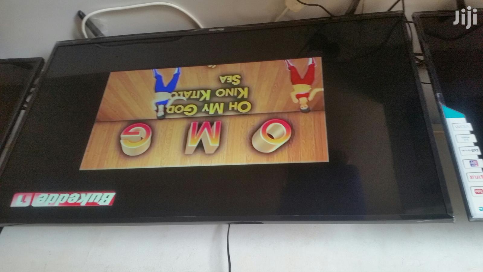 43 Inches Led Hisense TV Smart