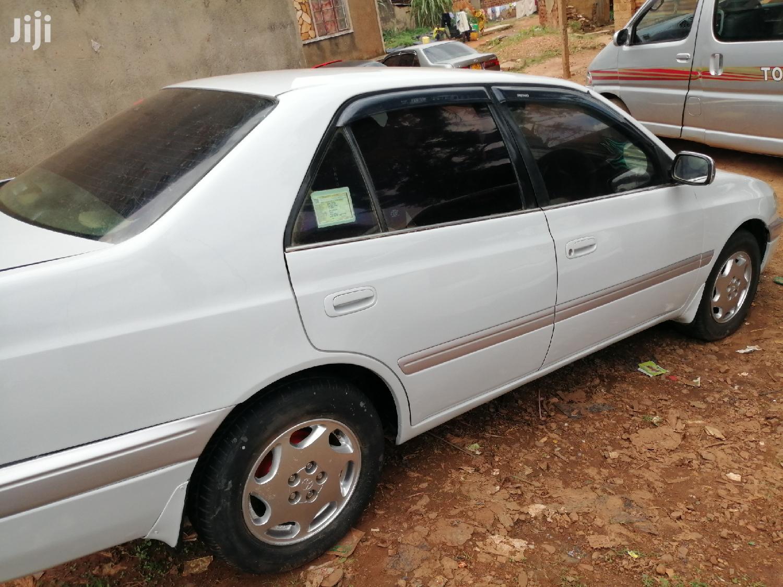 Toyota Premio 1998 White   Cars for sale in Kampala, Central Region, Uganda