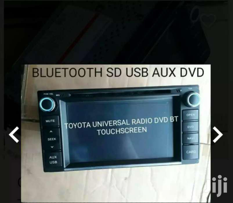 TOYOTA RADIO | Vehicle Parts & Accessories for sale in Kisoro, Western Region, Uganda