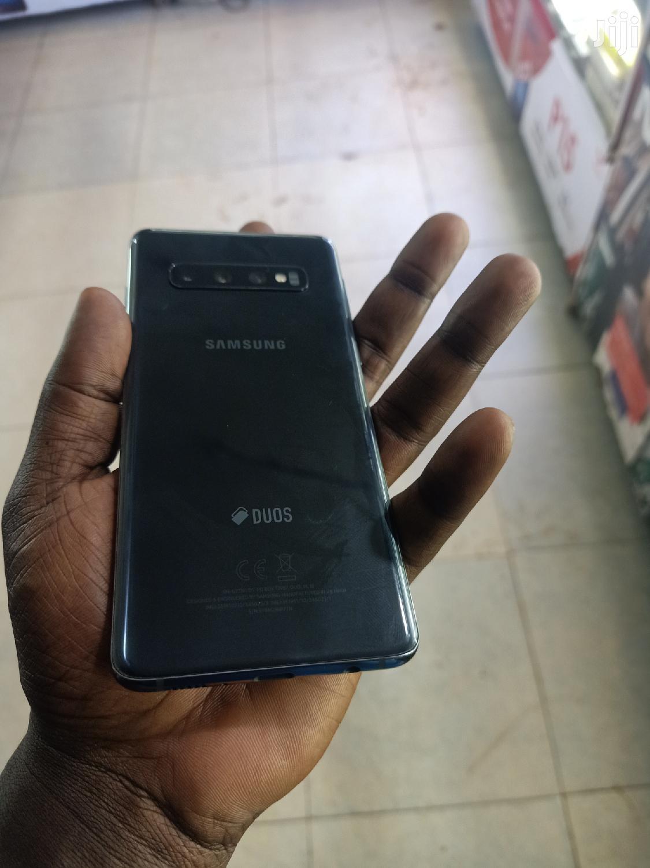 Samsung Galaxy S10 128 GB Black