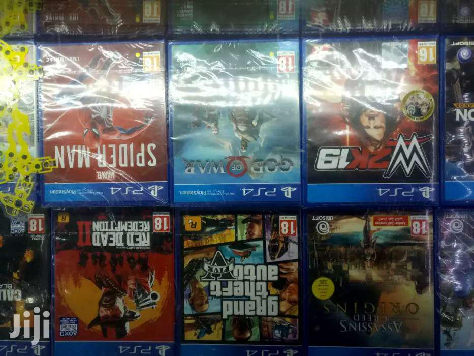 Archive: Playstation 4 Games