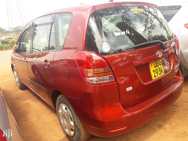 Toyota Spacio 2006 Red   Cars for sale in Kampala, Central Region, Uganda