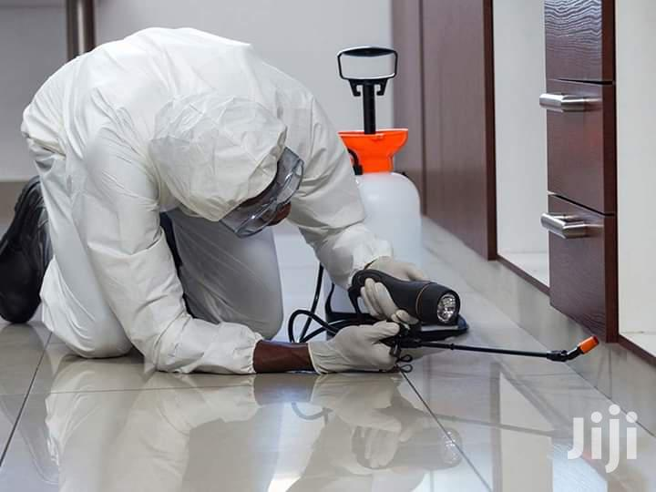 K&R Sure Real Cleaning Services And Fumigation We Are Ready To Provide | Cleaning Services for sale in Kampala, Central Region, Uganda