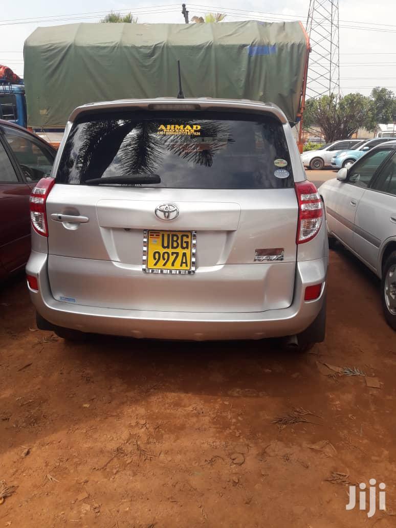 Toyota RAV4 2008 Silver   Cars for sale in Kampala, Central Region, Uganda