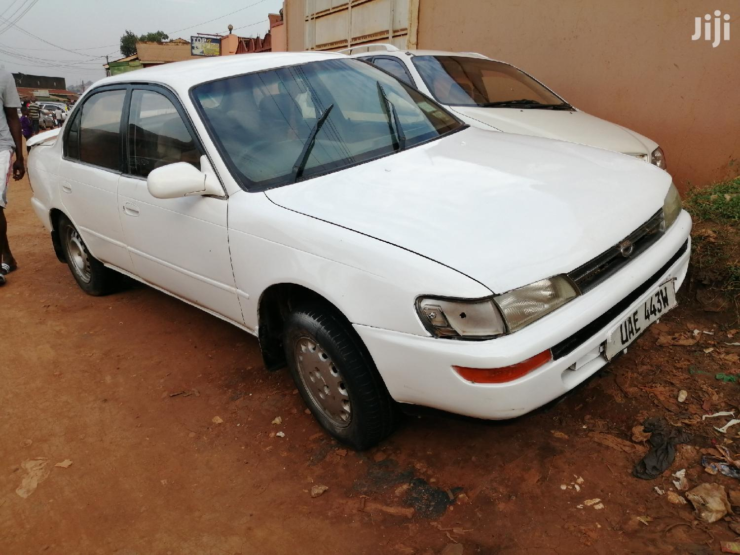Toyota Corolla 1995 Automatic White | Cars for sale in Kampala, Central Region, Uganda
