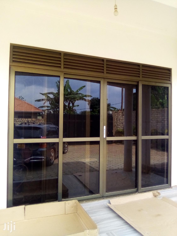 Aluminium Windows And Doors Fabrication