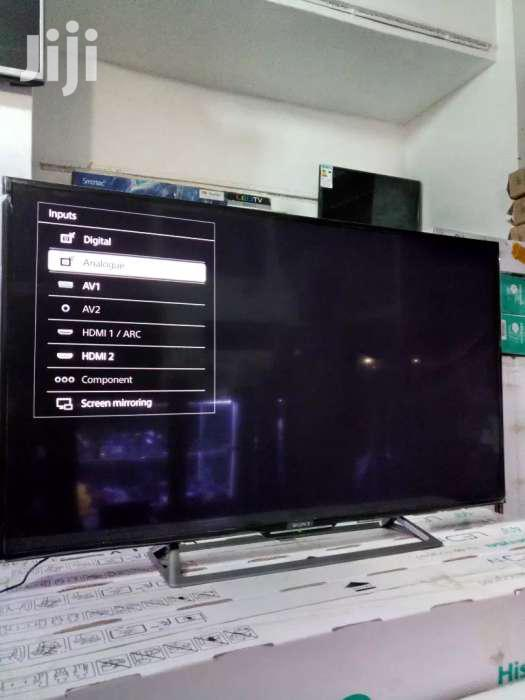 50inches Sony Smart TV Digital | TV & DVD Equipment for sale in Kampala, Central Region, Uganda