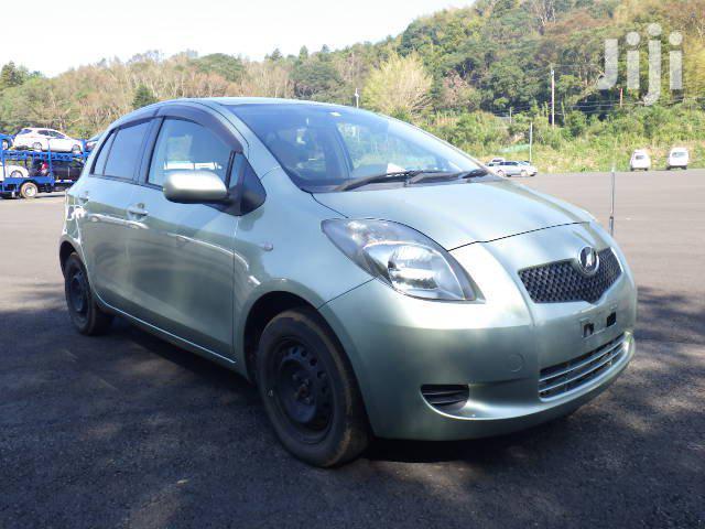 Toyota Vitz 2006 Green