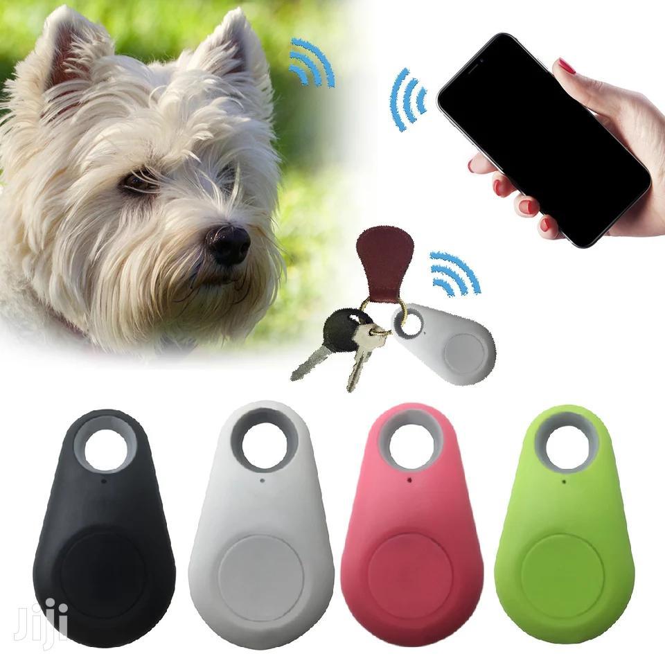 Wireless Bluetooth GPS Tracker Anti Lost Alarm Smart Tag GPS Locator