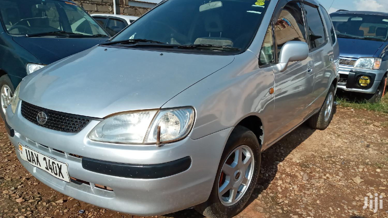 Toyota Spacio 1997 Silver
