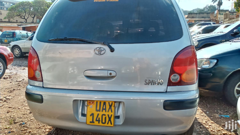 Toyota Spacio 1997 Silver | Cars for sale in Kampala, Central Region, Uganda