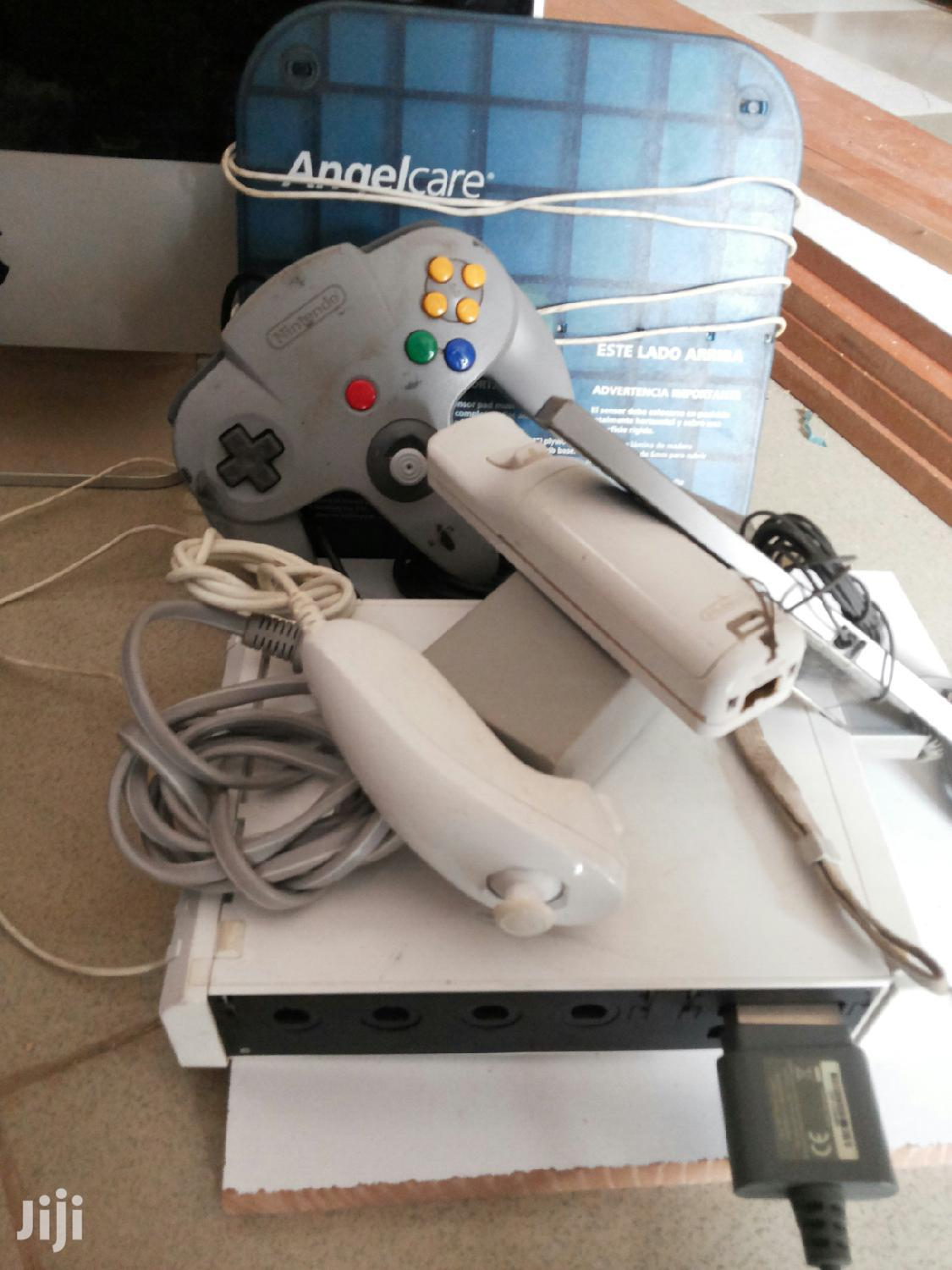 Wii Game Console | Video Game Consoles for sale in Kampala, Central Region, Uganda