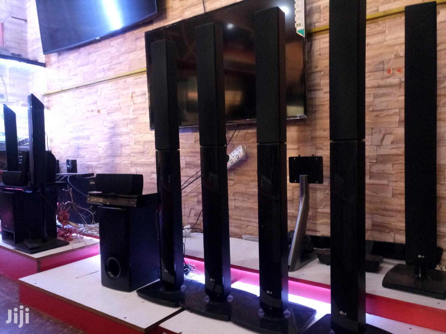 Archive: LG 1500 Watts Home Theater Sound System