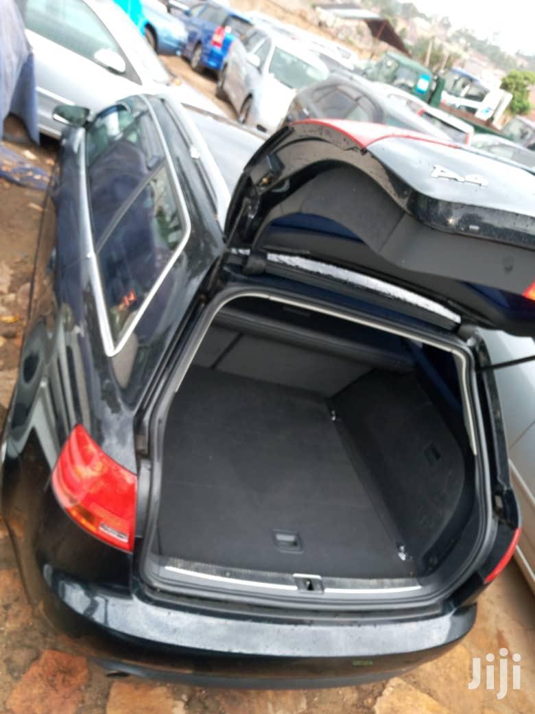 Audi A4 2006 Black | Cars for sale in Kampala, Central Region, Uganda