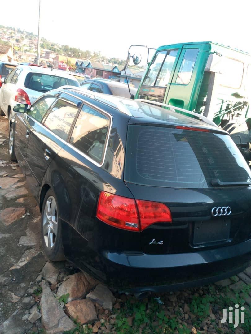 Audi A4 2006 Black
