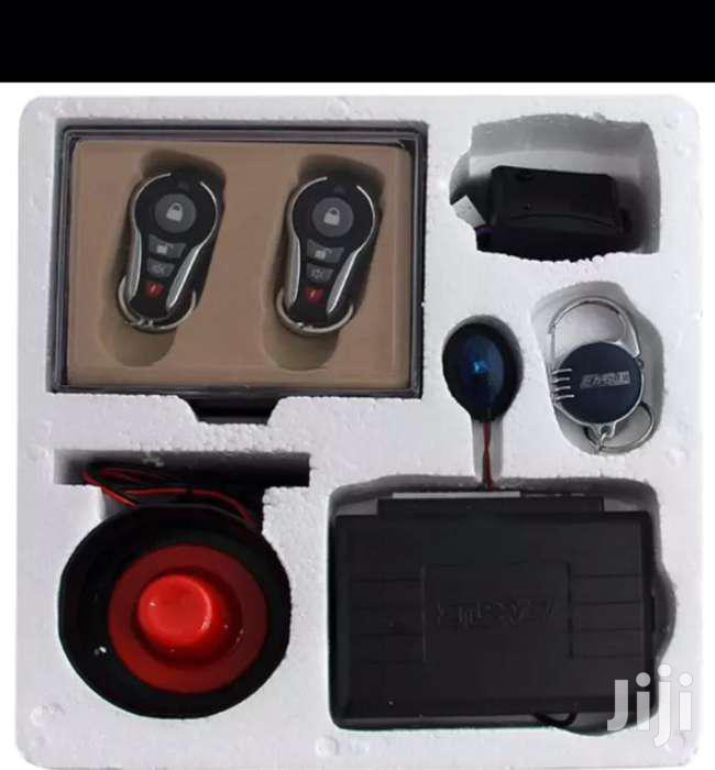Luxury Value Car 1 Way Alarm System