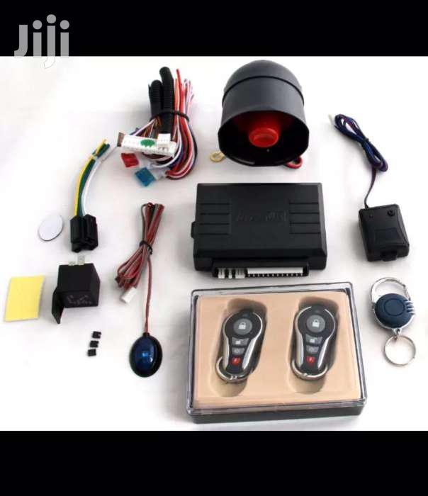 Luxury Value Car 1 Way Alarm System | Vehicle Parts & Accessories for sale in Kampala, Central Region, Uganda