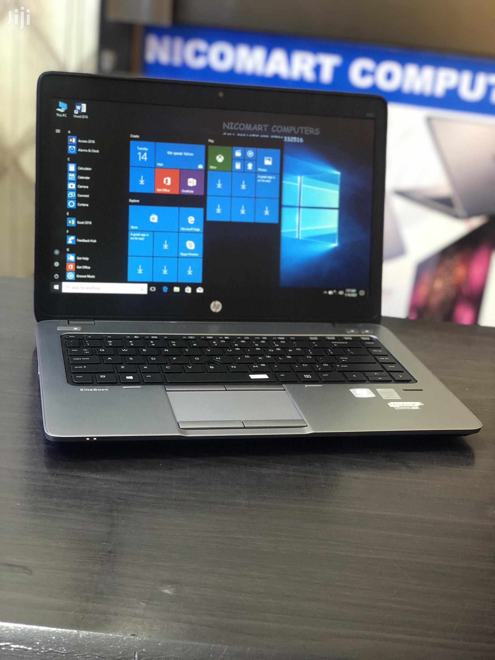 Laptop HP EliteBook 840 G1 4GB Intel Core i5 500GB