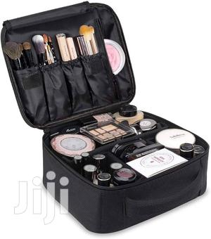 Topsefu Professional Large Makeup Bag