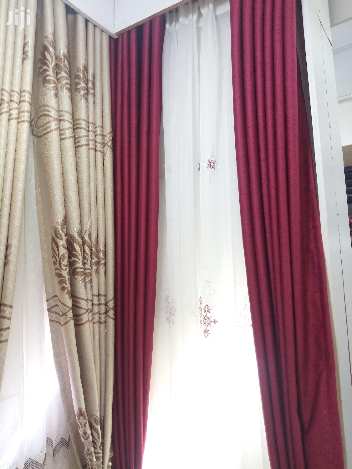 Curtains   Home Accessories for sale in Kampala, Central Region, Uganda