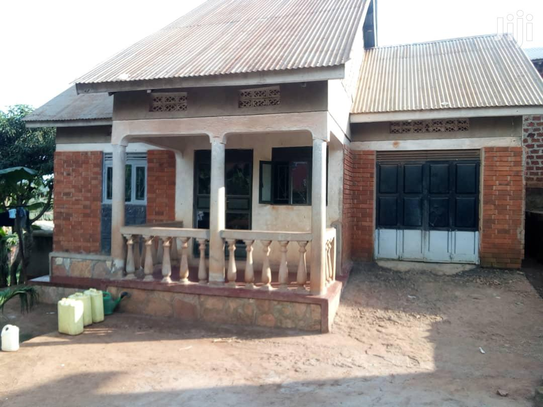 Two Bedroom House In Gayaza For Sale
