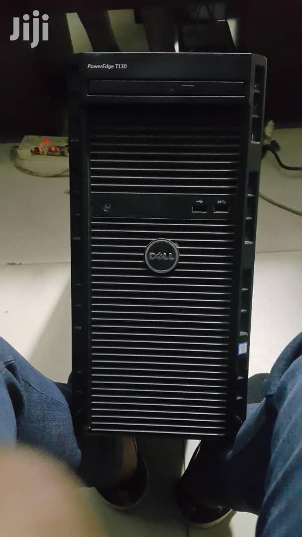 Server Dell PowerEdge T130 8GB Intel Xeon HDD 1T
