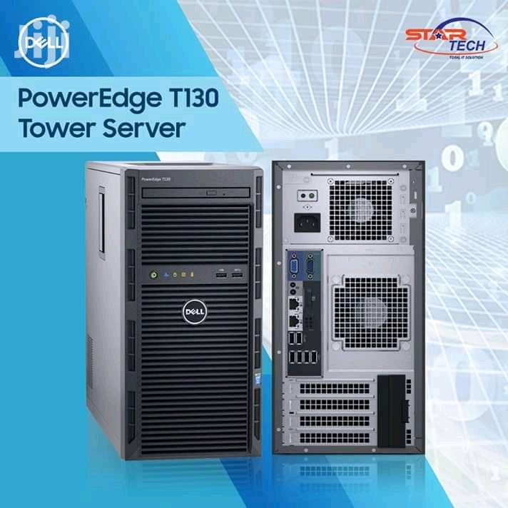 Server Dell PowerEdge T130 8GB Intel Xeon HDD 1T   Laptops & Computers for sale in Kampala, Central Region, Uganda
