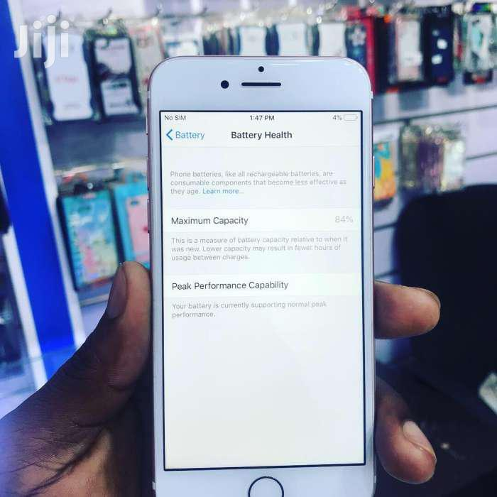 Apple iPhone 7 32 GB White   Mobile Phones for sale in Kampala, Central Region, Uganda