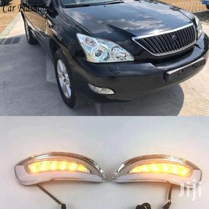 2pcs For Lexus RX330 RX350 LED Daytime Running Lights | Vehicle Parts & Accessories for sale in Central Region, Kampala