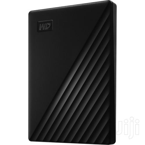Archive: 2TB My Passport Portable External Hard Drive USB 3.0 - Black
