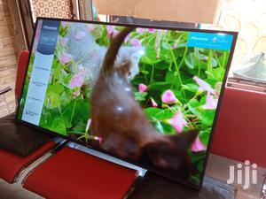 Hisense 55 Inches Smart 4K UHD Ultra Slim Flat Tvs. Brandnew