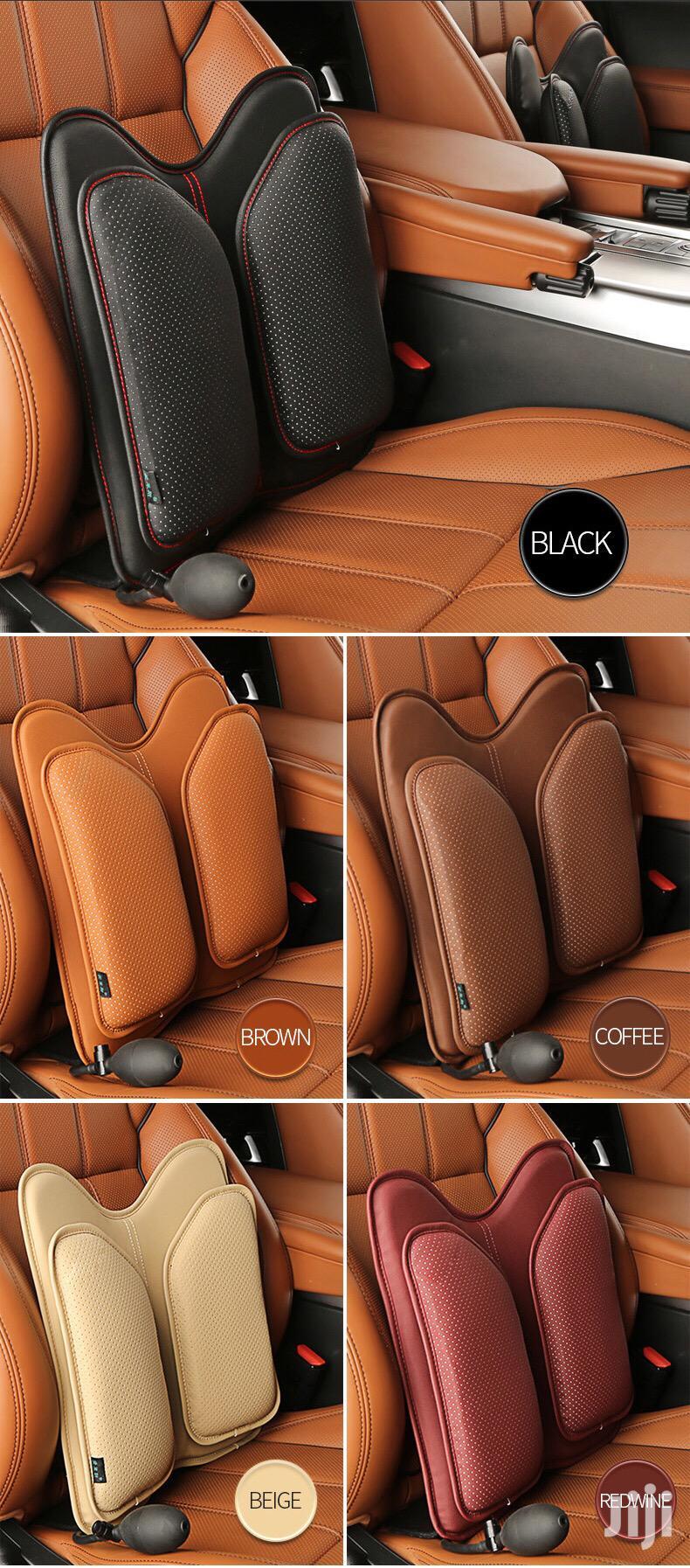 Leather Airbag Cushion