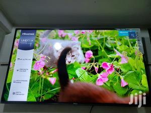 Brand New Hisense Smart Uhd 4k Tv 55 Inches | TV & DVD Equipment for sale in Central Region, Kampala