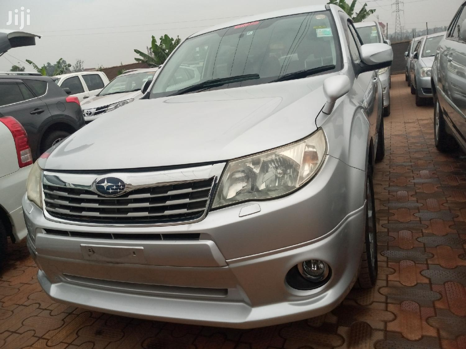 New Subaru Forester 2009 Silver | Cars for sale in Kampala, Central Region, Uganda
