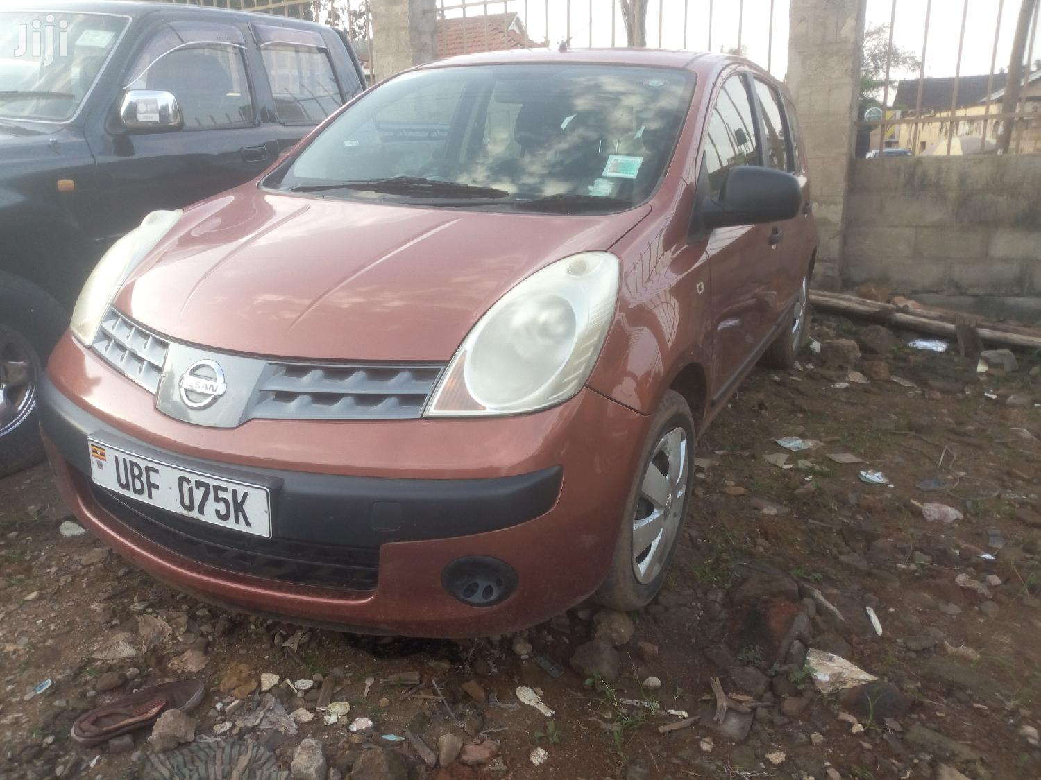 Nissan Note 2003