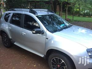 Renault Duster 2016 Silver