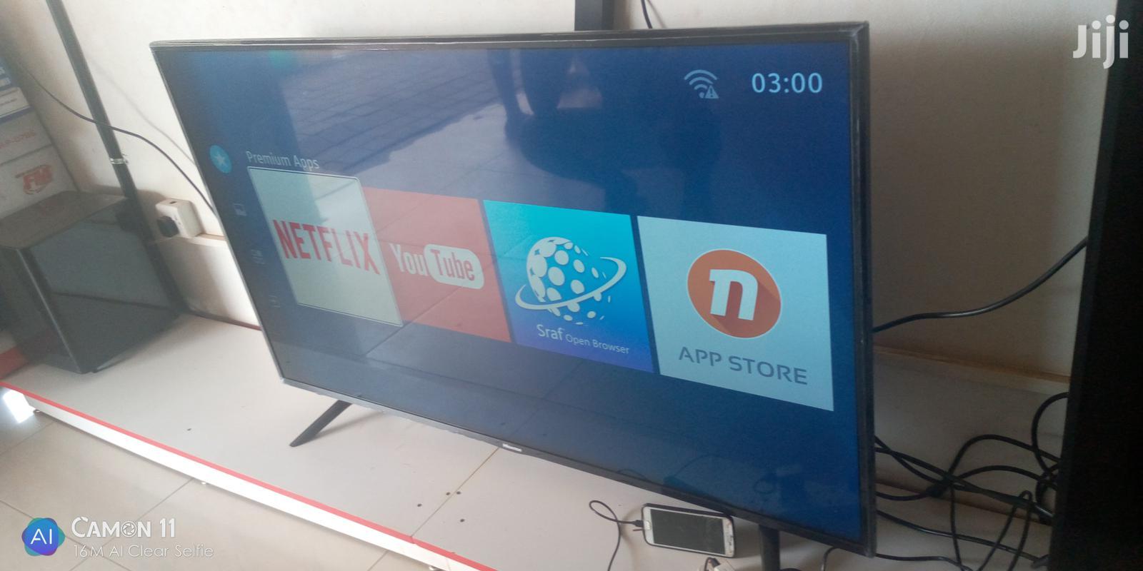 55 Inches Led Hisense Smart UHD 4k