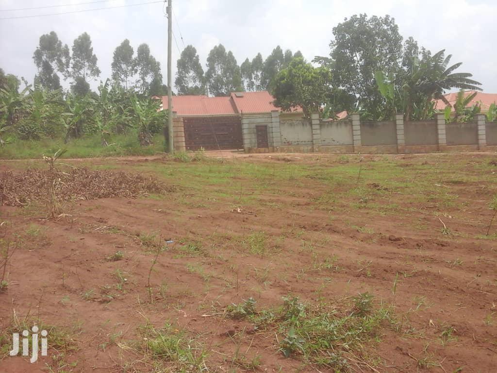 Plots In Kitende Katovu Entebbe Road For Sale