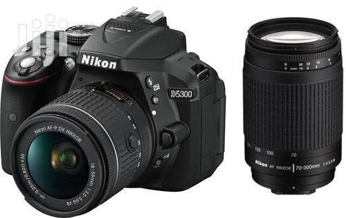 Nikon D5300 DSLR Camera   Photo & Video Cameras for sale in Kampala, Central Region, Uganda