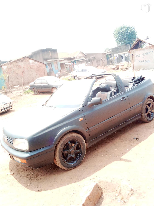 Volkswagen Golf 2000 Black | Cars for sale in Kampala, Central Region, Uganda