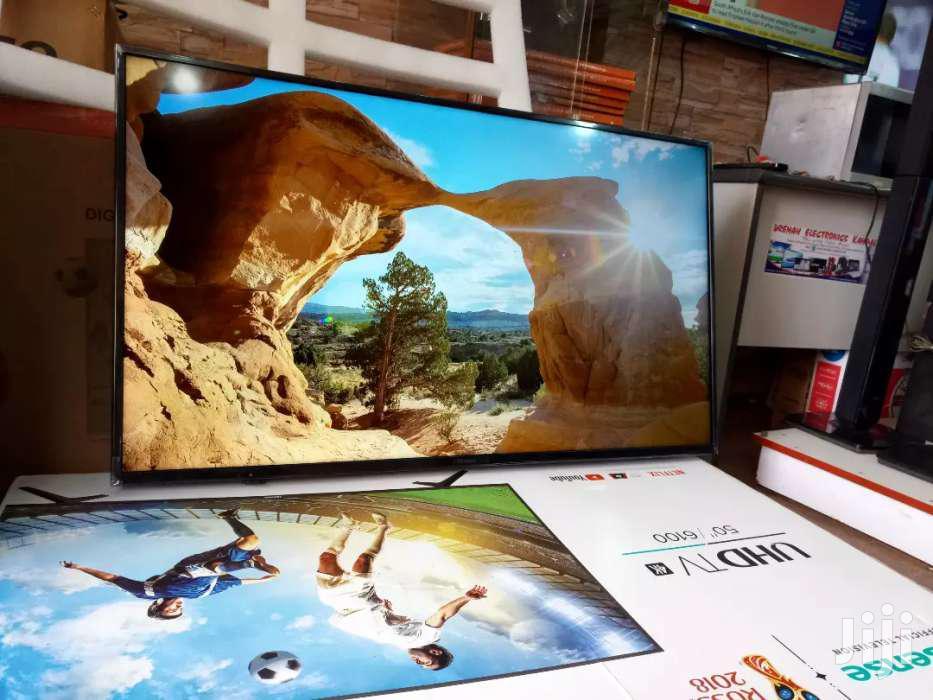 Archive: HISENSE SMART 50 Inches SMART 4k DIGITAL FLAT SCREEN TV, 2019 MODEL