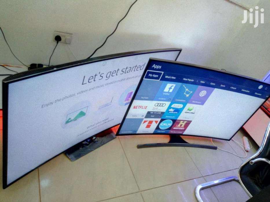 55inches Samsung Curve Smart | TV & DVD Equipment for sale in Kampala, Central Region, Uganda